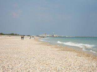 Strand von Palavas-les-Flots