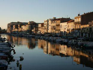 Kanal in Sète