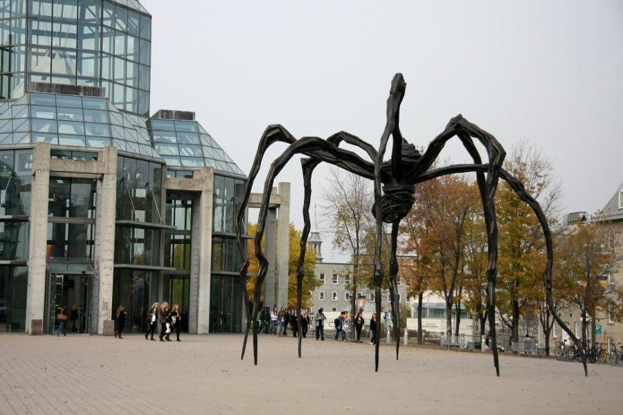 Die Nationalgalerie in Ottawa ist eines der schönsten Museen in Kanada.