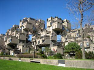 Habitat 67: Montreals ehemaliger Expo-Pavillon
