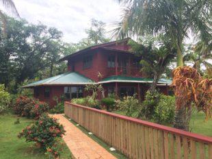 Panama Bocas del Toro Isla Caranero