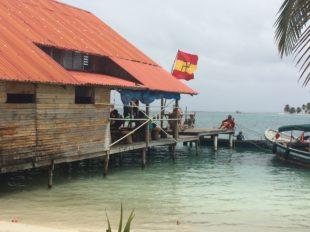 San Blas und die Flagge der Guna Yala