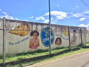 Panama Almirante Heimat der Chiquita Banane