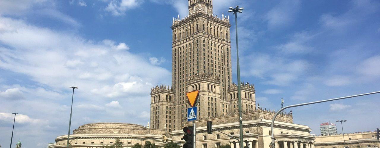 Pałac Kultury i Nauki in Warschau