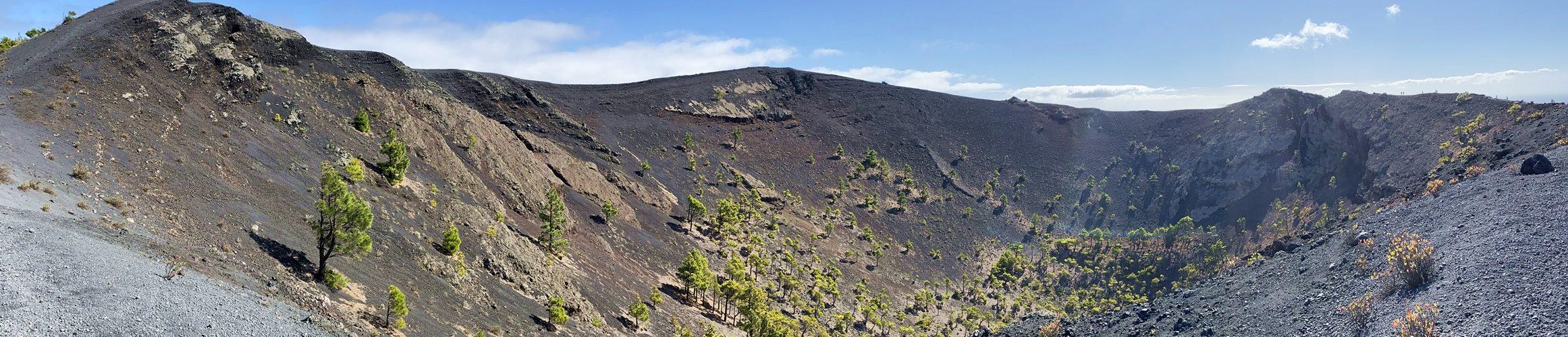 La Palma Vulkan San Antonio