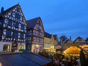Weihnachtsmarkt Seligenstadt