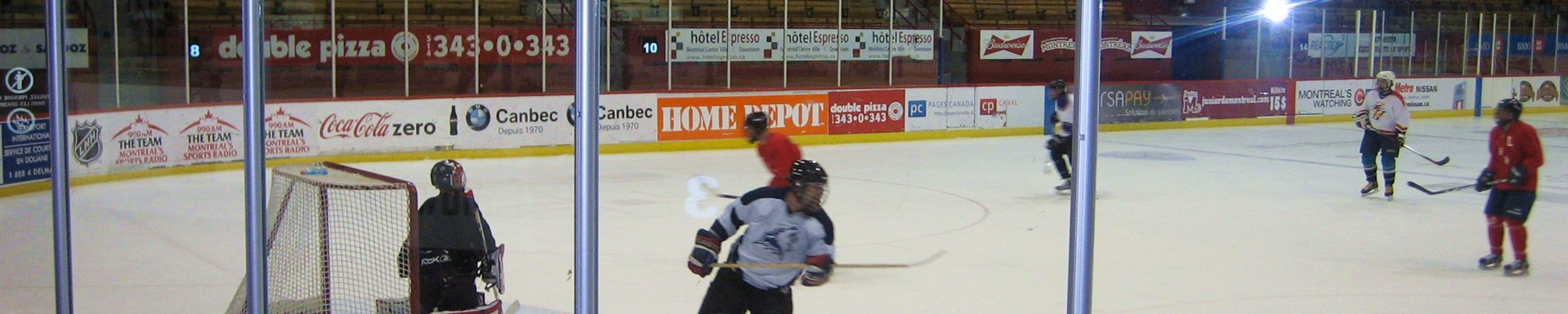 Eishockey Montreal