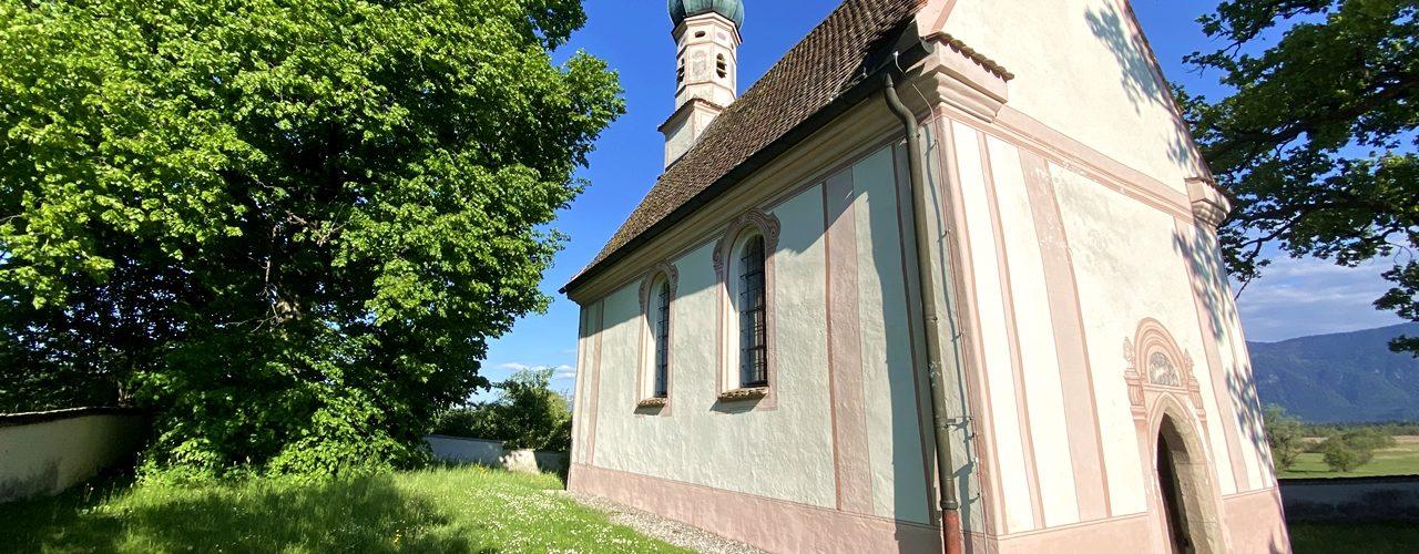 Außenaufnahme des Ramsachkircherl