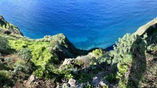 Ausblick auf Madeira Ponta do Tristao