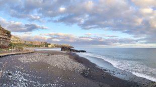 Madeira Praia Formosa: Strand im Westen von Funchal