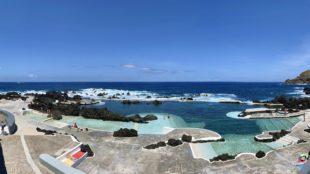Porto Moniz Meerwasserschwimmbecken